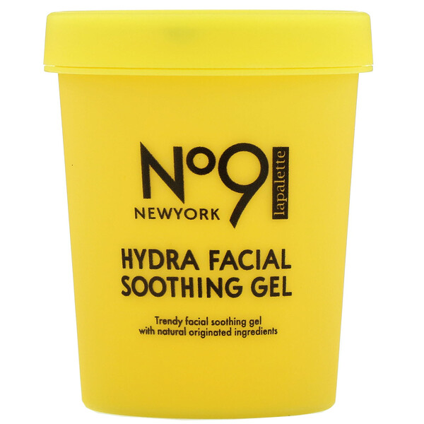 Lapalette, No.9 Hydra Facial Soothing Gel, #01 Water Jelly Lemon, 250 g