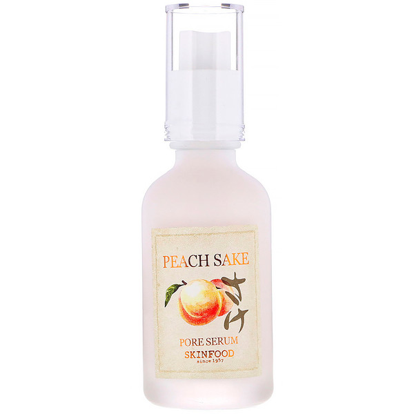 Skinfood, Peach Sake Pore Serum, 1.52 fl oz (45 ml)