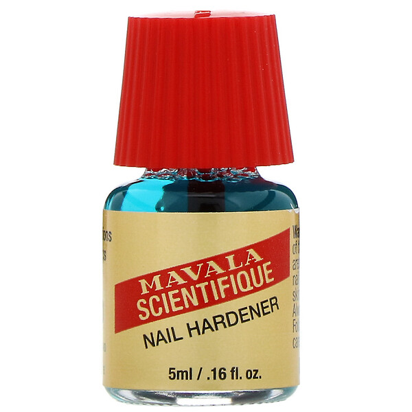 Mavala, Mavala Scientifique, Nail Hardener, .16 fl oz (5 ml)