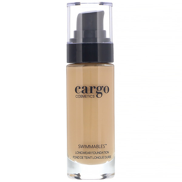 Cargo, Swimmables, Longwear Foundation, 40, 1 fl oz (30 ml)