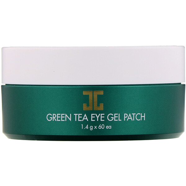 Jayjun Cosmetic, Green Tea Eye Gel Patch, 60 Patches, 1.4 g Each