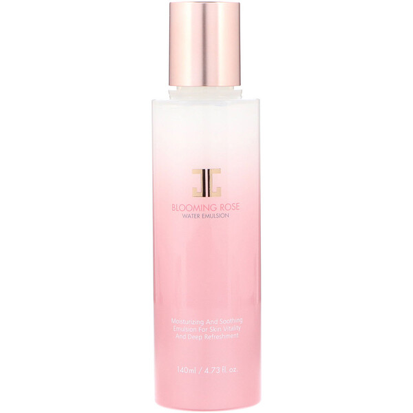 Jayjun Cosmetic, Blooming Rose Water Emulsion, 4.73 ml (140 ml)