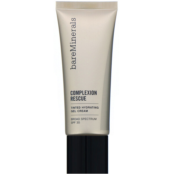 bareMinerals, Complexion Rescue, Tinted Hydrating Gel Cream, SPF 30, Natural 05, 1.18 fl oz (35 ml)