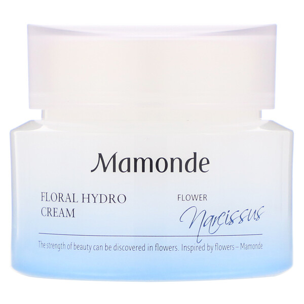 Mamonde, Floral Hydro Cream, 1.69 fl oz (50 ml)