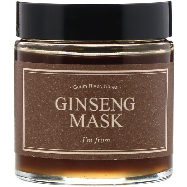 I'm From, Ginseng Mask, 120 g