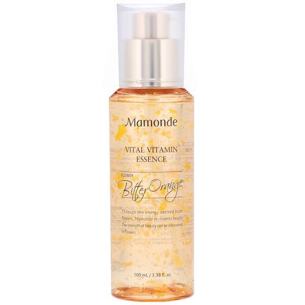 Mamonde, Vital Vitamin Essence, 3.38 fl oz (100 ml)