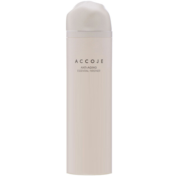 Accoje, Anti-Aging, Essential Firstner, 130 ml