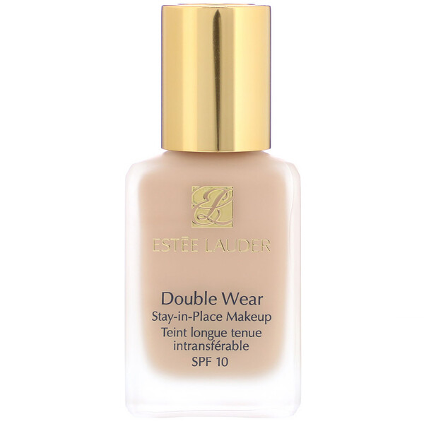 Estee Lauder, Double Wear, Stay-In-Place Makeup, SPF 10, 2C3 Fresco, 1 fl oz (30 ml)