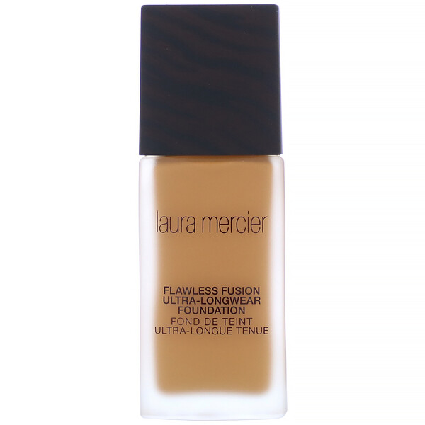 Laura Mercier, Flawless Fusion, Ultra-Longwear Foundation, 5N2 Hazelnut, 1 fl oz (30 ml)