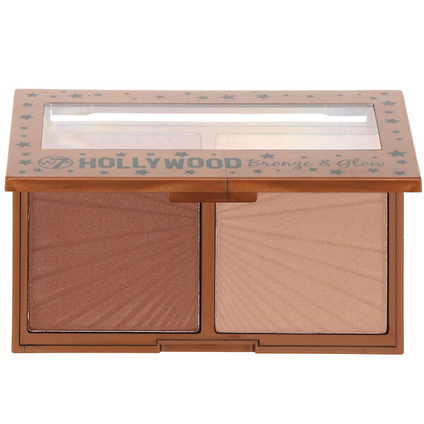 W7, Hollywood Bronze & Glow, Duo Bronzer and Highlighter