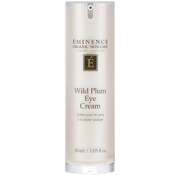 Eminence Organics, Wild Plum Eye Cream, 1.05 fl oz (30 ml)