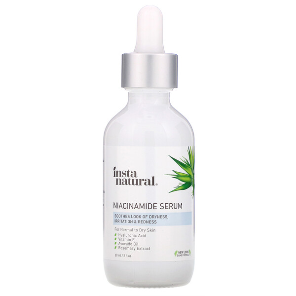 InstaNatural, Niacinamide Serum, 2 fl oz (60 ml)