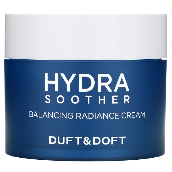 Duft & Doft, Hydra Soother, Balancing Radiance Cream, 3.5 fl oz (100 ml)