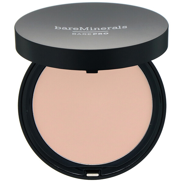 bareMinerals, BAREPRO, Performance Wear Powder Foundation, Fair 01, 0.34 oz (10 g)
