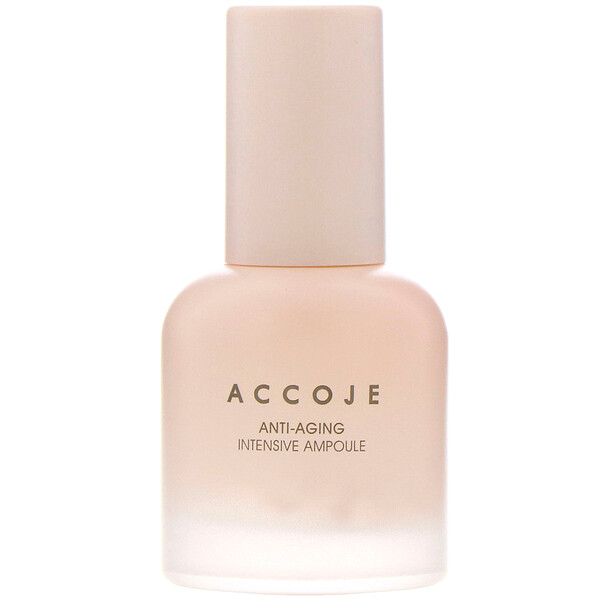 Accoje, Anti-Aging, Intensive Ampoule, 30 ml