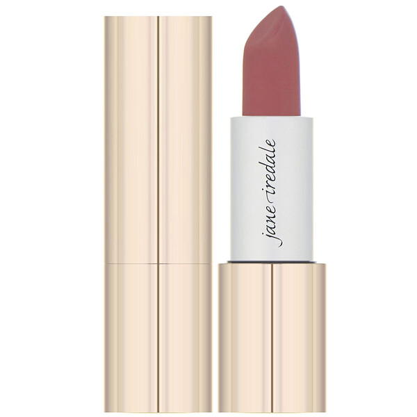 Jane Iredale, Triple Luxe, Long Lasting Naturally Moist Lipstick, Susan, .12 oz (3.4 g)