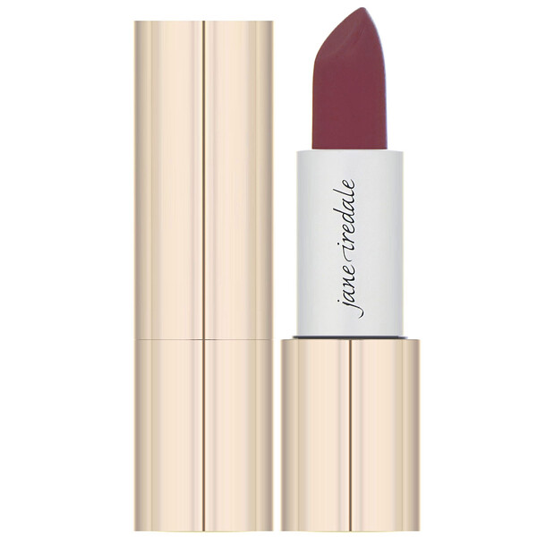 Jane Iredale, Triple Luxe, Long Lasting Naturally Moist Lipstick, Joanna, .12 oz (3.4 g)