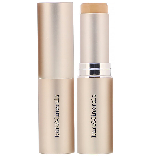 bareMinerals, Complexion Rescue, Hydrating Foundation Stick, SPF 25, Spice 08, 0.35 oz (10 g)