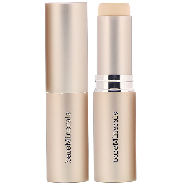 bareMinerals, Complexion Rescue, Hydrating Foundation Stick, SPF 25, Birch 1.5, 0.35 oz (10 g)