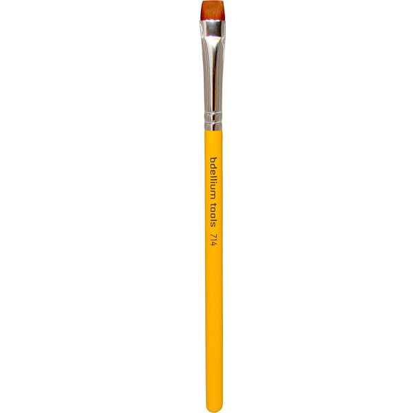 Bdellium Tools, Studio Line, Eyes 714, 1 Flat Eye Definer Brush