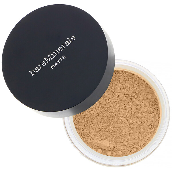 bareMinerals, Matte Foundation, SPF 15, Golden Beige 13, 0.21 oz (6 g)