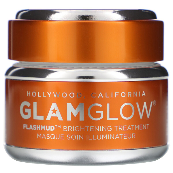 GLAMGLOW, FlashMud, Brightening Treatment Mask, 1.7 oz (50 g)