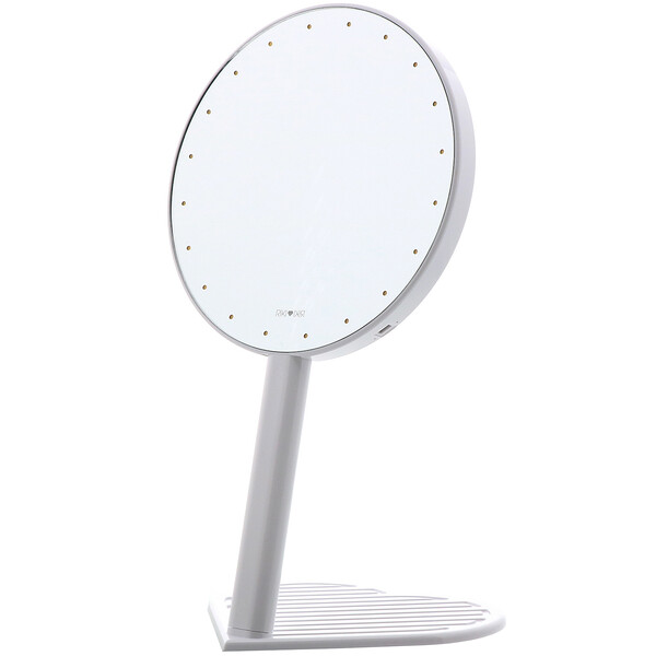 Riki Loves Riki, Riki Graceful, Lighted Mirror with Stand, 1 Count