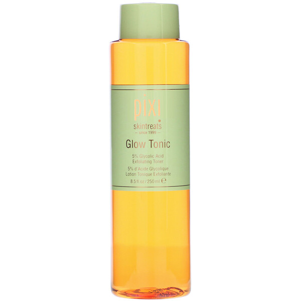 Pixi Beauty, Glow Tonic, Exfoliating Toner, 8.5 fl oz (250 ml)
