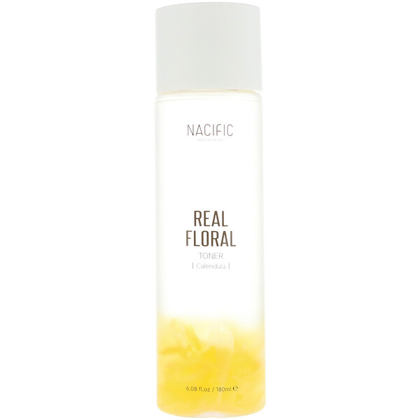 Nacific, Real Floral Calendula Toner, 6.08 fl oz (180 ml)