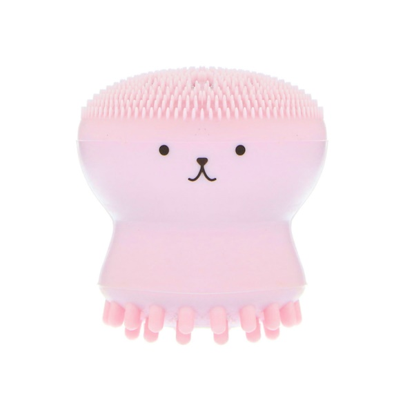 Etude House, My Beauty Tool, Exfoliating Jellyfish Silicon Brush, 1 Brush