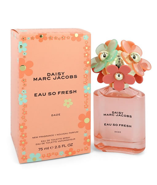 MARC JACOBS DAISY EAU SO FRESH DAZE EDT FOR WOMEN