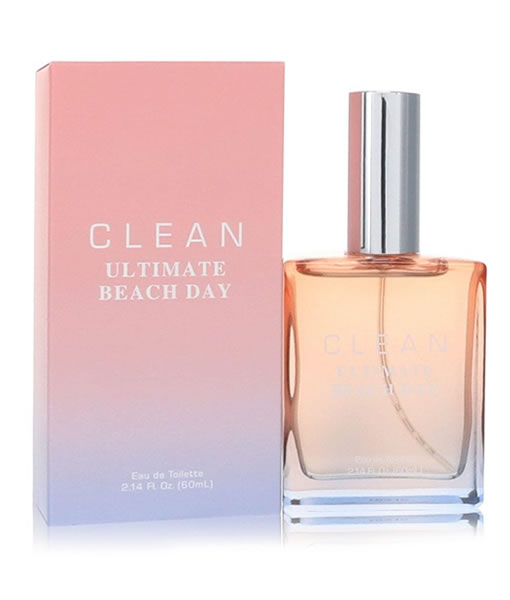 CLEAN ULTIMATE BEACH DAY EDT FOR WOMEN