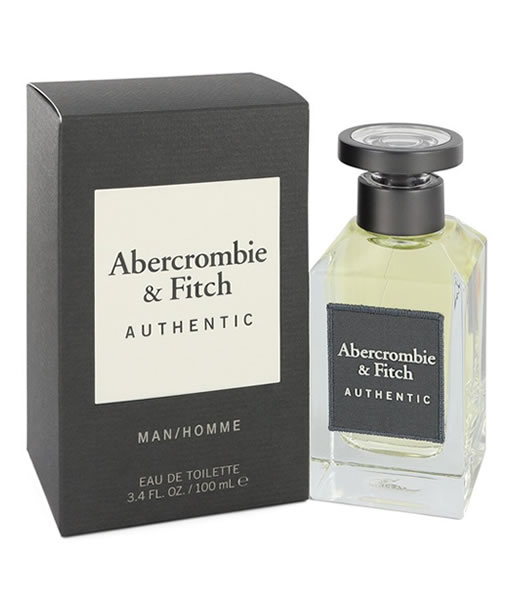 ABERCROMBIE & FITCH AUTHENTIC HOMME EDT FOR MEN