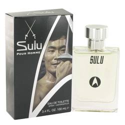 STAR TREK SULU EDT FOR MEN