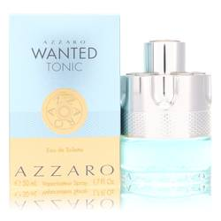AZZARO WANTED TONIC EDT FOR MEN